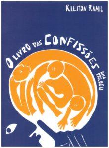 Livro das confissões - Capa